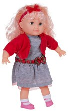 "Музикална кукла - Детска играчка от серията ""Lovely Baby"" -"