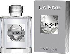 La Rive Brave Man EDT - Мъжки парфюм - острилка