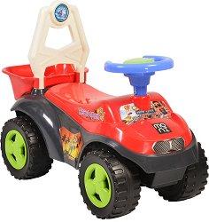 Детска кола за бутане - Sand Beach -