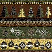 Салфетки за декупаж - Весела Коледа