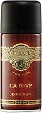 La Rive Cabana Deodorant - Мъжки дезодорант -