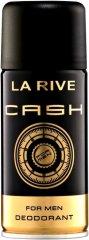 La Rive Cash For Men Deodorant - Мъжки дезодорант -
