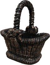 Декоративна саксия - Кошница