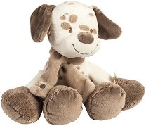 Кученце - Max - Плюшена бебешка играчка - играчка