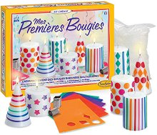 Създай сам - Свещи - Творчески комплект -