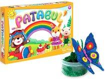 Моделирай с цветен клей - Patabul -