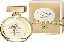 Antonio Banderas Her Golden Secret EDT - парфюм