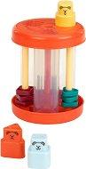 Музикален сортер - Играчка с фигури за сортиране - играчка