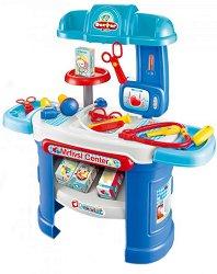 Детски лекарски кабинет - Buba Kids Doctor - Комплект с аксесоари -