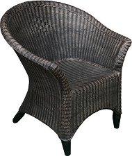 Градински стол - Имитация на ратан