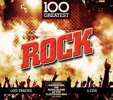 100 Greatest Rock - 5 CD - компилация