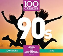 100 Greatest 90's - 5 CD - компилация