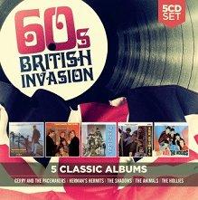 5 Classic Albums: 60s British Invasion - 5 CD -
