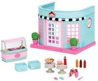 """Магазин за сладолед - Къщички и аксесоари от серията """"Lil Woodzeez"""" -"""
