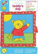 Мека книжка - Един ден с мечето Теди -