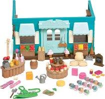 """Магазин - Къщички и аксесоари от серията """"Lil Woodzeez"""" -"""
