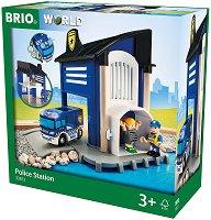 """Полицейско управление - Комплект от серията """"Brio:  Аксесоари"""" -"""