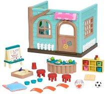 """Детска градина - Къщички и аксесоари от серията """"Lil Woodzeez"""" -"""