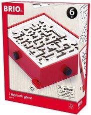 Лабиринт - Дървена игра -