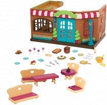 """Ресторант за паста - Къщички и аксесоари от серията """"Lil Woodzeez"""" -"""