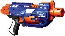 "Бластер - Комплект с 20 броя меки стрелички от серията ""Blaze Storm"" - играчка"