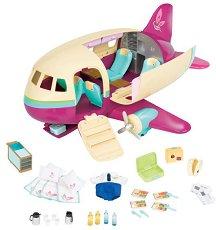 """Самолет - Комплект за игра от серията """"Lil Woodzeez"""" -"""