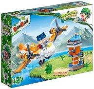 Самолет и кула - играчка
