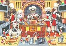 Котешка кухня - пъзел
