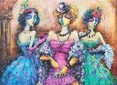 Дамско парти - Дерия Ялдъз (Derya Yildiz) -