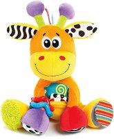 """Жирафче - Плюшена играчка от серията """"Activity Friend"""" -"""
