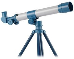 Детски телескоп с триножник - Изследователски комплект - продукт