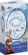 Направи сама бижута - Замръзналото кралство - Творчески комплект - детска бутилка