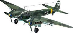 Военен самолет - Junkers Ju88 A-4 - Сглобяем авиомодел - макет
