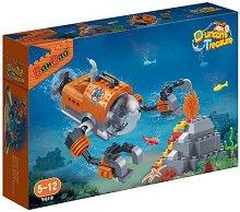 """Откривателска подводница - Детски конструктор от серията """"Duncans Treasure"""" -"""