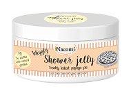 Nacomi Freshly Baked Papaya Pie Shower Jelly - Желе за душ с аромат на прясно изпечен пай с папая - продукт