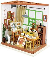 "Художествено ателие - Сглобяем модел от серията  ""DIY House"" - играчка"