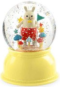 Нощна лампа - Зайче - Детски аксесоар с таймер за изключване -