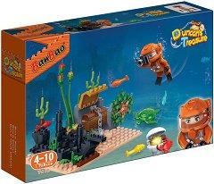 """Изгубено съкровище - Детски конструктор от серията """"Duncans Treasure"""" -"""