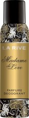 La Rive Madame in Love Parfume Deodorant - Дамски парфюм-дезодорант -