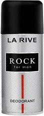 La Rive Rock Deodorant - Мъжки дезодорант -