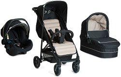 Бебешка количка 3 в 1 - Rapid 4 Plus Trio Set - С 4 колела -