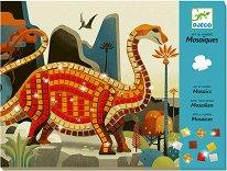 Мозайка - Динозаври - играчка