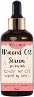 Nacomi Almond Oil Serum - Серум за коса със сухи краища с бадемово масло -