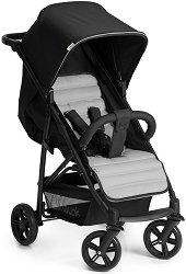 Комбинирана бебешка количка - Rapid 4 - С 4 колела - количка