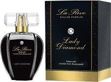 """La Rive Lady Diamond EDP - Дамски парфюм от серията """"Swarovski"""" -"""