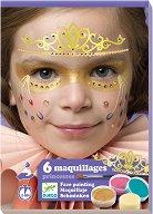 Детски гримове и стикери - Принцеса