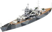 Военен кораб - Scharnhorst - Сглобяем модел -