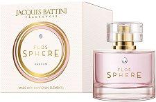 """Jacques Battini Flos Sphere Parfum - Дамски парфюм от серията """"Swarovski Elements"""" -"""