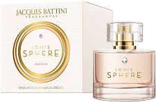 "Jacques Battini Ignis Sphere Parfum - Дамски парфюм от серията ""Swarovski Elements"" -"