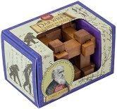 """Сандъкът на Дарвин - 3D дървен пъзел от серията """"Great Minds"""" -"""